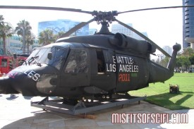 Battle Los Angeles heli