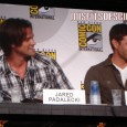Due to some technical difficulties, I couldn't take a lot of photos but I did get some choice images - behold some 'Supernatural' prettiness!