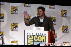 Supernatural Panel - This is not Brian Truitt