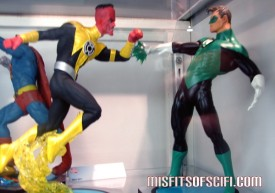Ultimate Showdown Green Lantern vs Sinestro