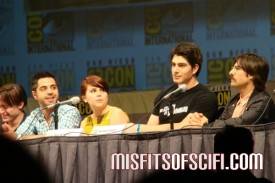 scott pilgrim panel - Bhabha Whitman Routh Schwartzman