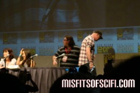 scott pilgrim panel - frost & pegg sadly leaving