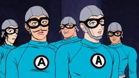 FIRST LOOK: Animated Aquabats