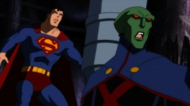 Superman-Martian Manhunter