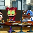 Yesterday IGN broke the news that the animated 'Teen Titans' would be returning to TV as part of Cartoon Network's 'DC Nation' block. Today we get a second peek at their new chibi-adventures. For those familiar with the 2003-2006 series, the style of comedy in the shorts will not surprise […]