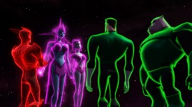 """Green Lantern: The Animated Series""  © Warner Bros. Entertainment Inc. ""Green Lantern"" and all related characters and elements are trademarks of and © DC Comics"
