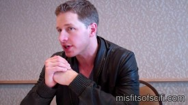 Once Upon A Time's Josh Dallas at San Diego Comic Con 2012