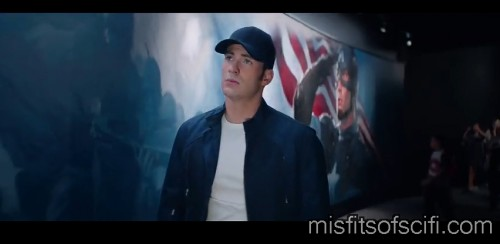 Captain America - Fugitive?