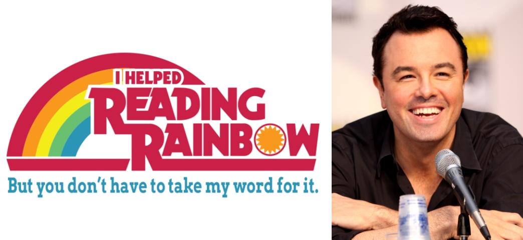 seth macfalane – reading rainbow