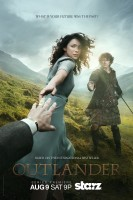 """OUTLANDER"" premieres August 9, 2014 at 9PM ET/PT on Starz"